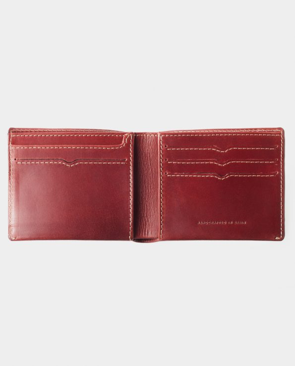 Agaete wallet open