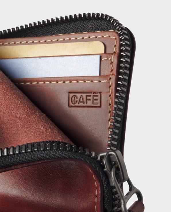 zip wallet cards