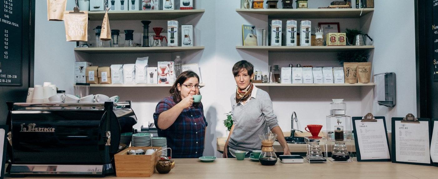 Retrogusto es una de las mejores cafeterías de España