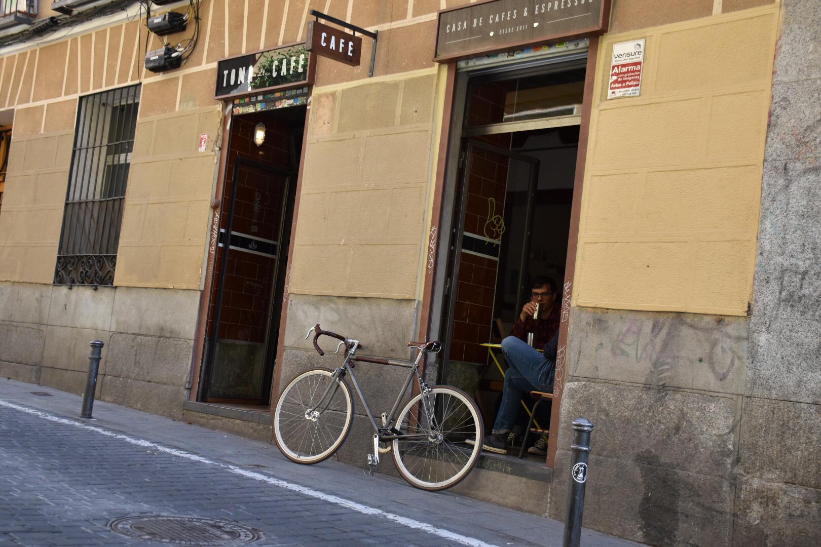 Toma Café es una de las mejores cafeterías de España gracias a su minuciosidad.