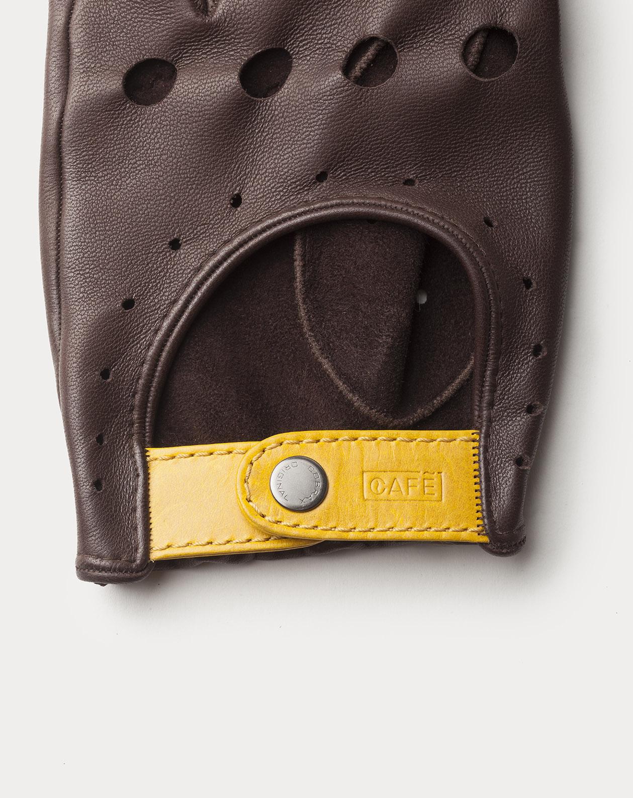 guantes de conducir hechos a mano en España