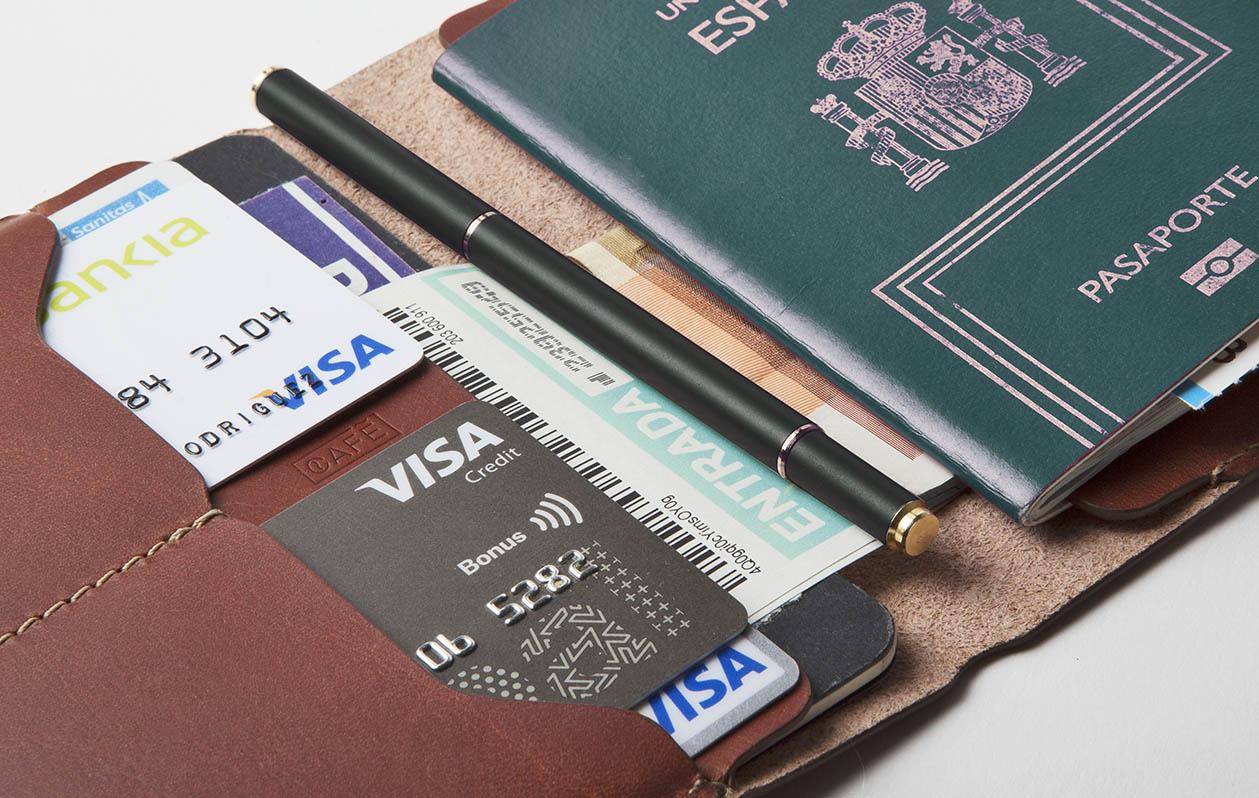 passport wallet details