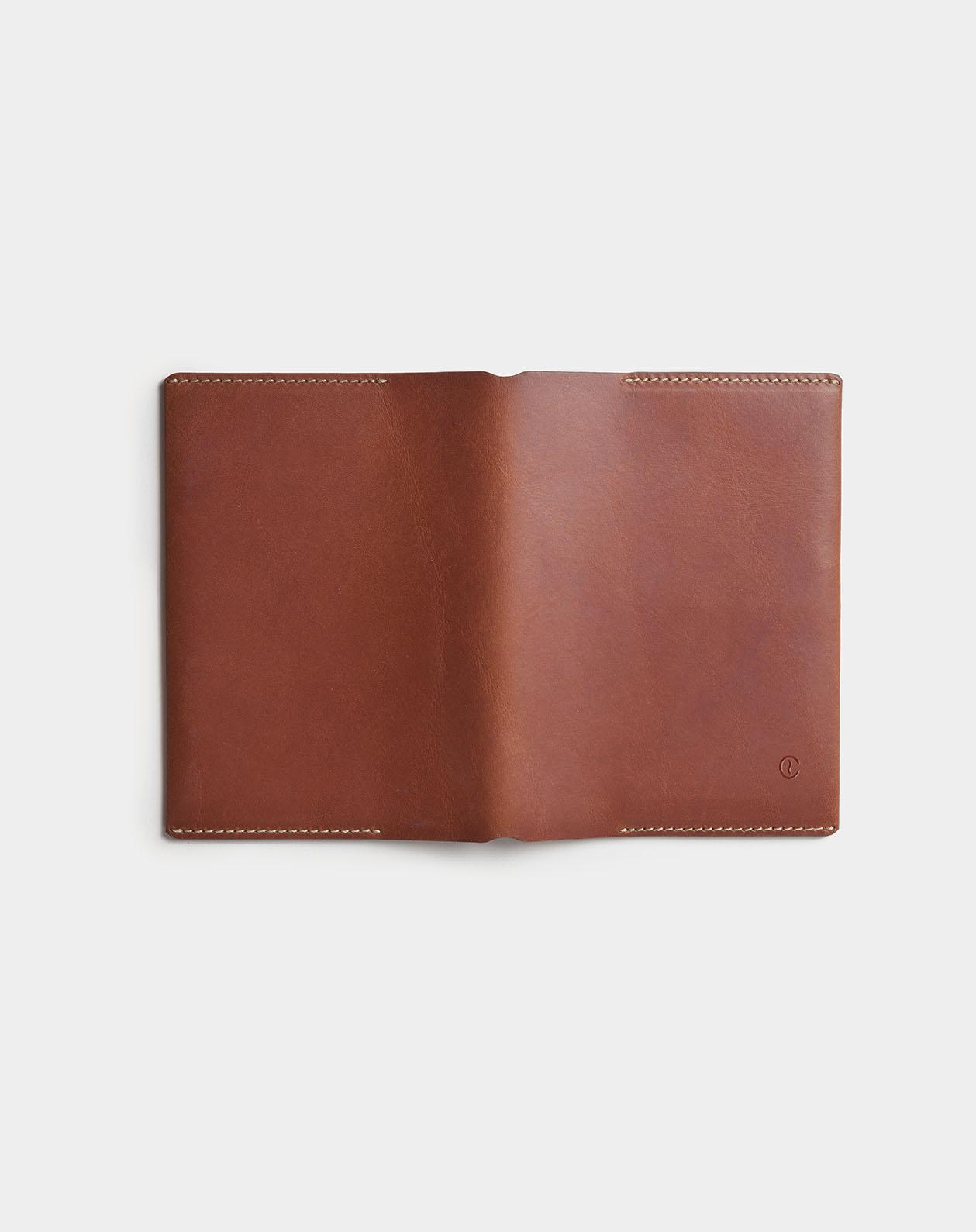 passporte wallet front