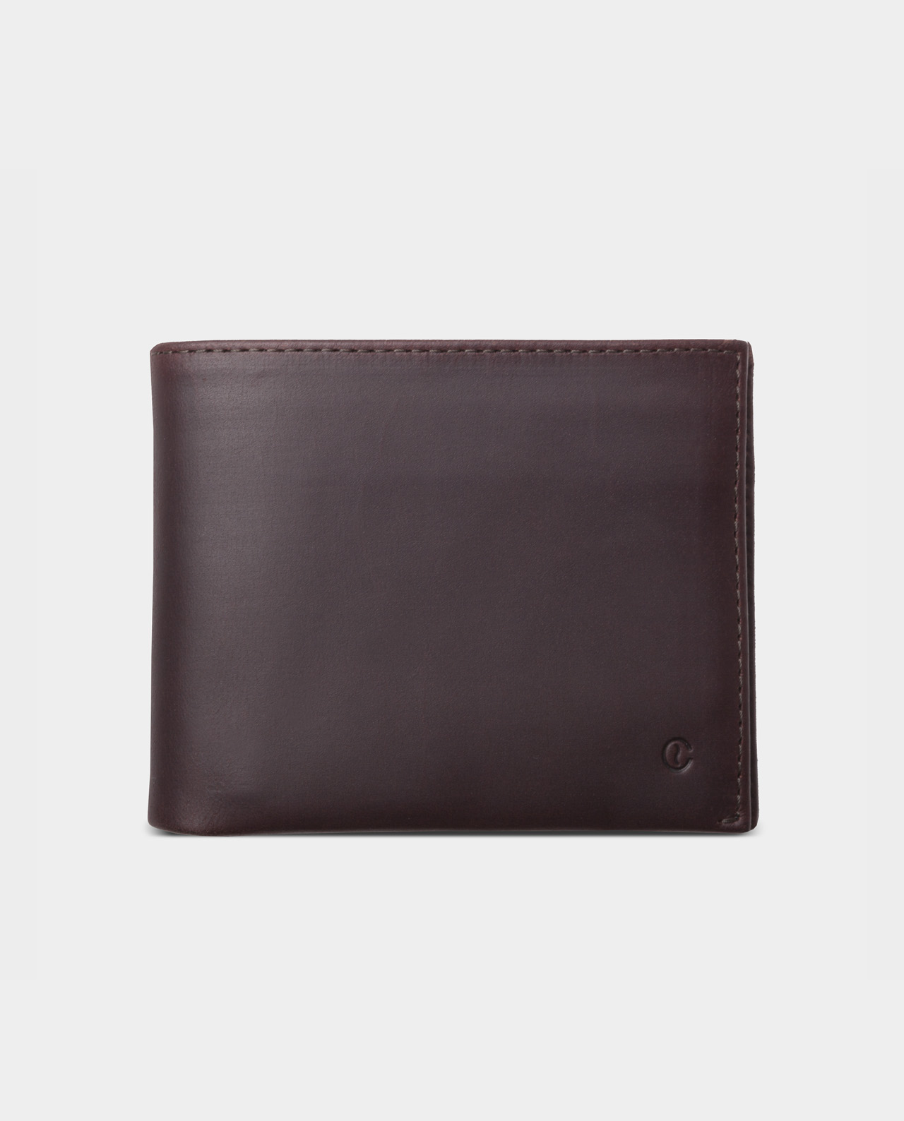 billfold wallet black for coins and bills