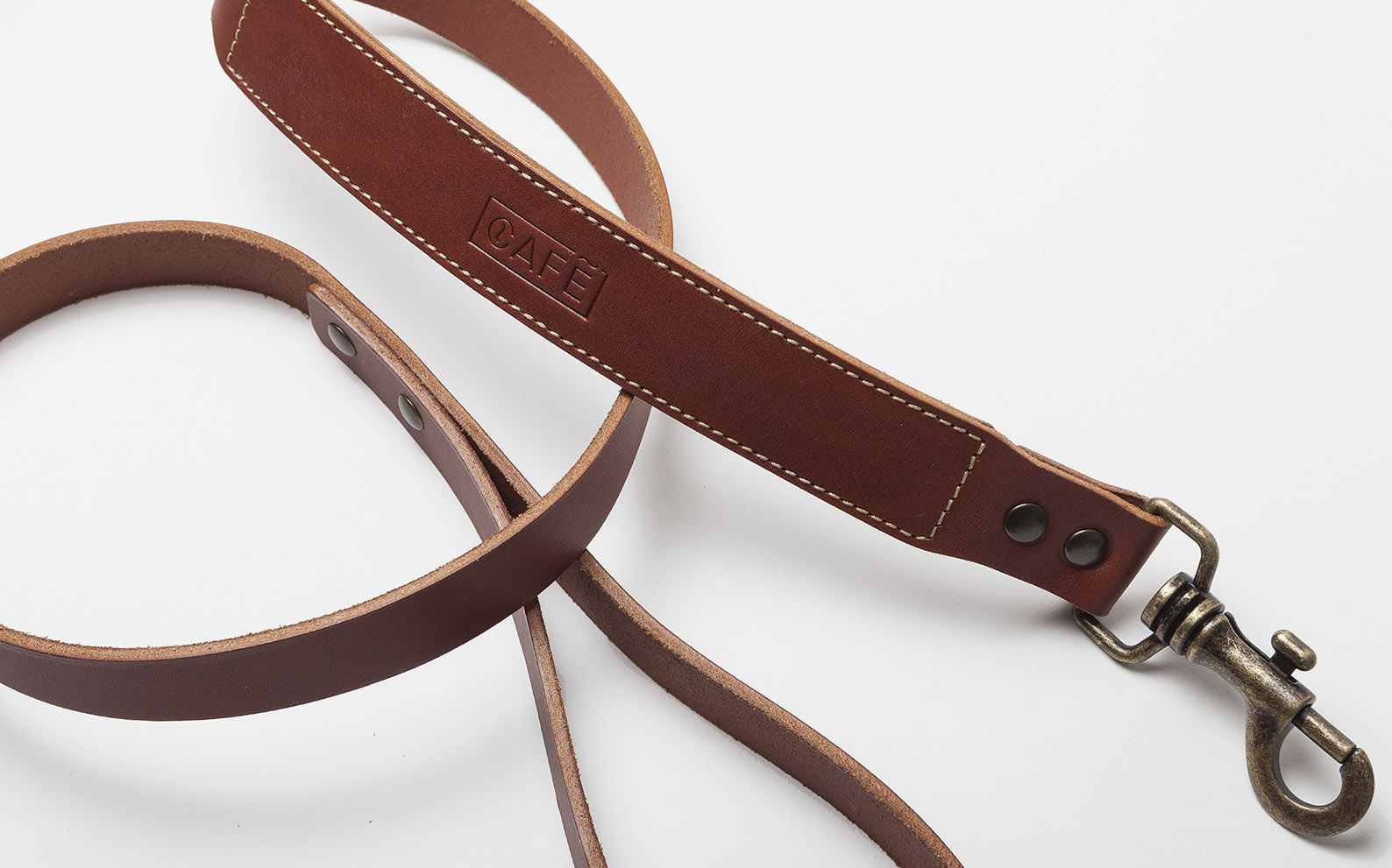 Leash handcrafted in Spain