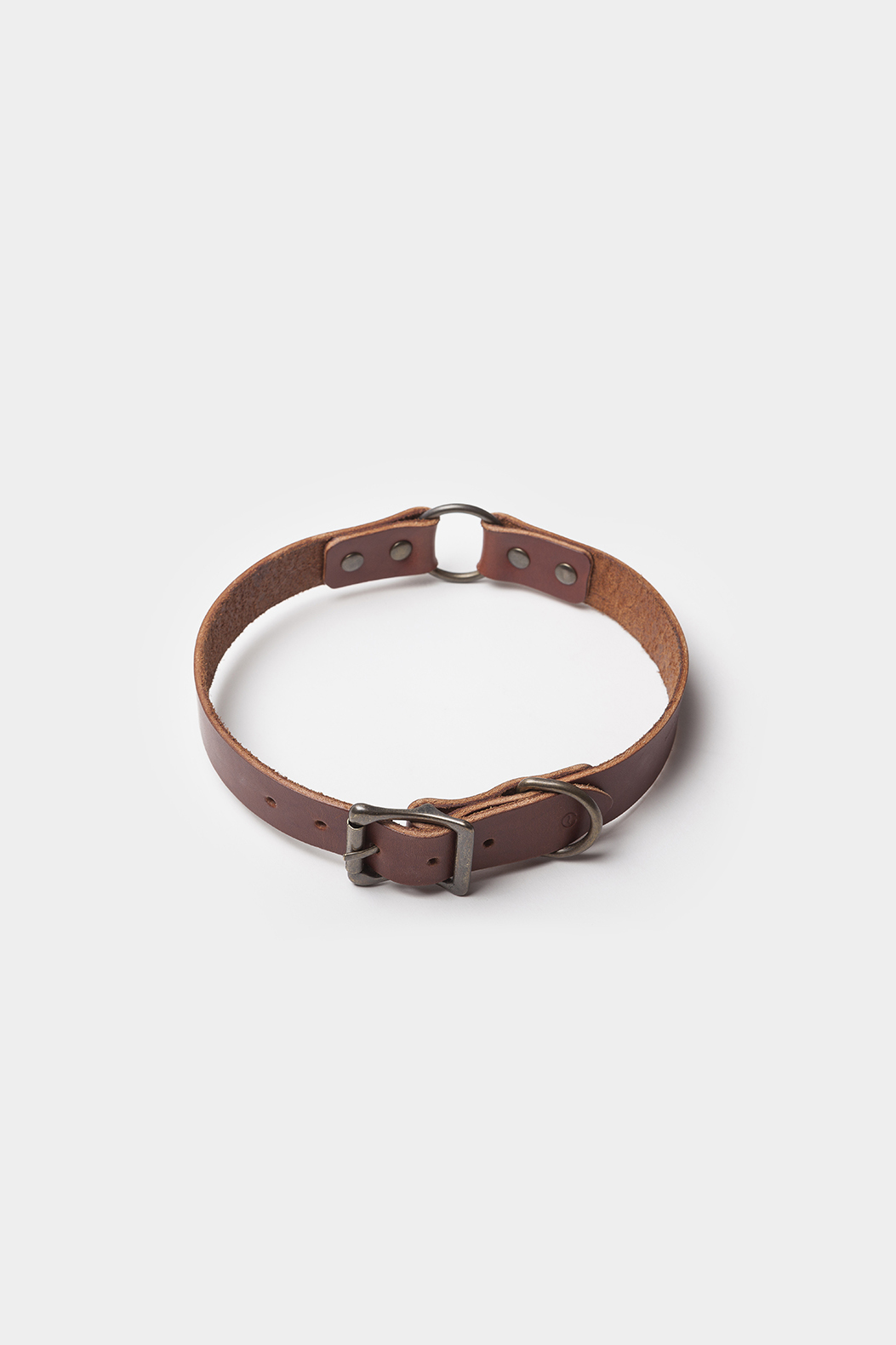 Dog Collar Brown
