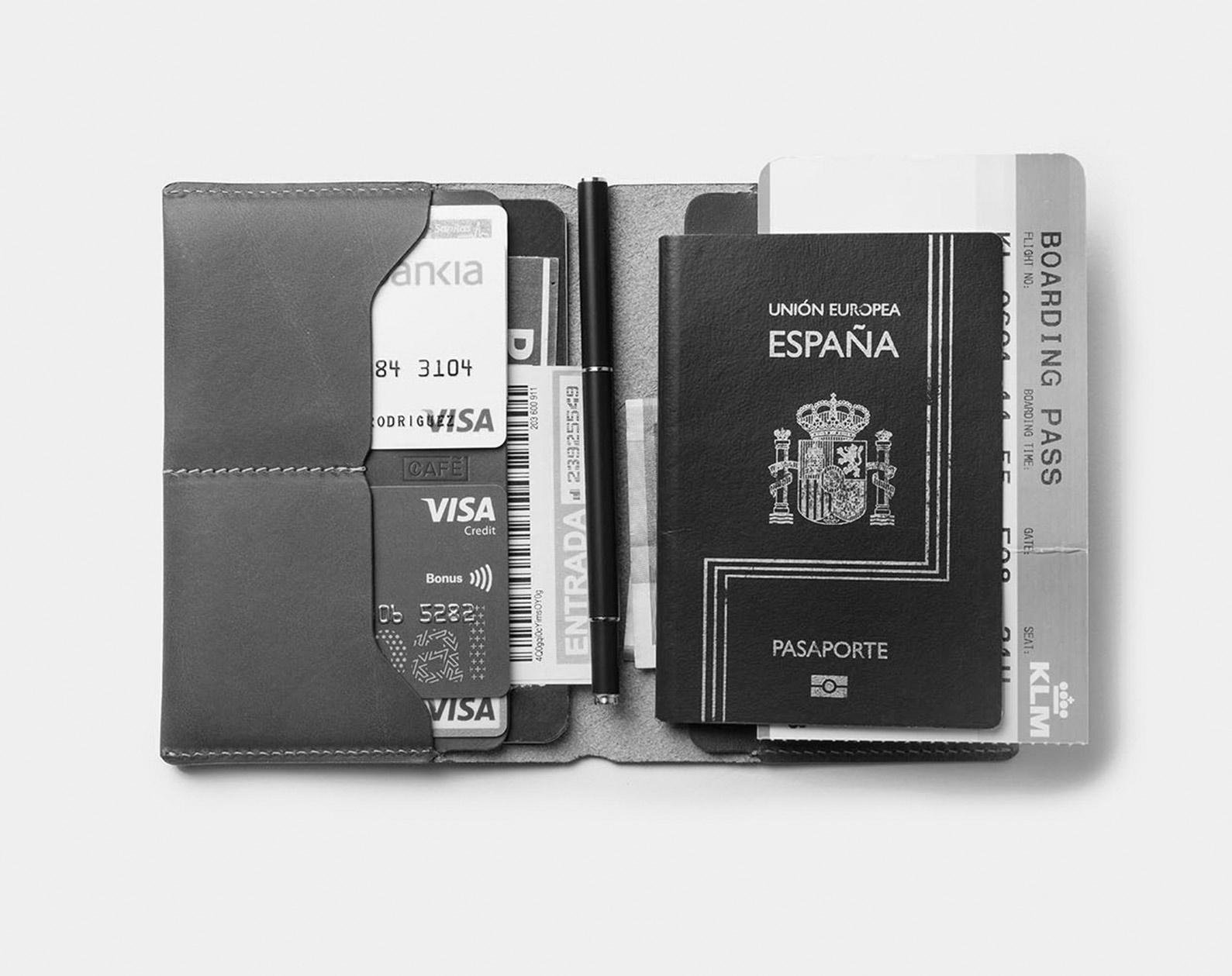 Travel Wallet Passport