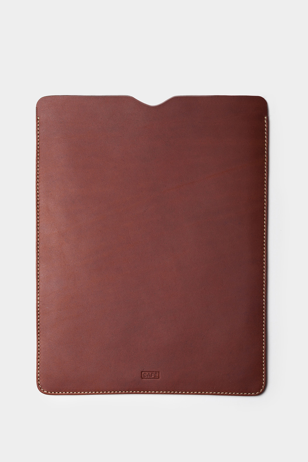 Vegetable Tanned Leather case